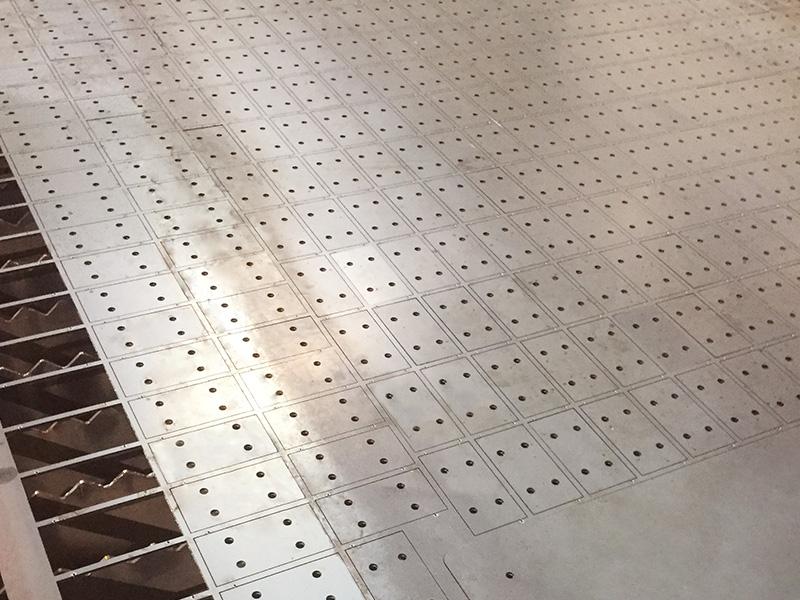 Peças em Corte Laser personalizadas.