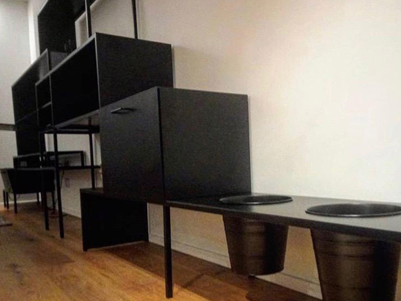 Mobiliário Decorativo personalizadas.