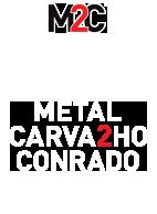 Logotipo Metal Carvalho Conrado